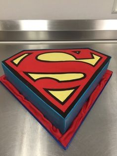 1000 images about cakes on pinterest superman cakes for Superman template for cake