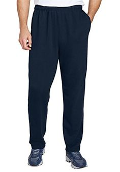 8ca44038ba5a AIRAVATA Mens Tracksuit Bottoms Fleece Trackies Gym Jogging Warm Sweat Pants  US Size -- You can get more details by clicking on the image.