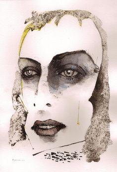 Brian Eno by Mark M Mellon