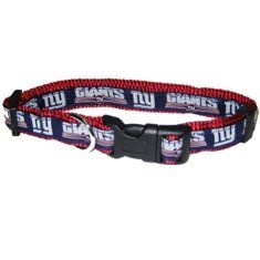 Pets First NFL New York Giants Collar Large >>> Check out the image by visiting the link.Note:It is affiliate link to Amazon. #DogsCollar