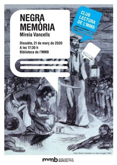 Negra memòria / Mireia Vancells per al Club de lectura de la Biblioteca del Museu Marítim de Barcelona Ny Times, Reading Club, Life