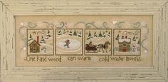 BENT CREEK - Winter Snapperland