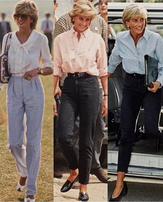 60s And 70s Fashion, Daily Fashion, Retro Fashion, Princess Diana Fashion, Princess Diana Photos, Lady Diana, 90s Inspired Outfits, Cool Outfits, Fashion Outfits