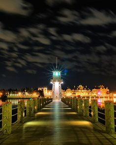 Disney Resorts -- Lighthouse at the Beach Club and Yacht Club