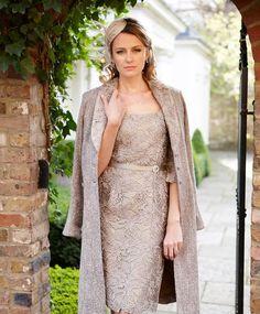 Beautiful Favourbrook dress and coat.