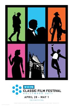 Attend the TCM Classic Film Festival Turner Classic Movies, Classic Films, Rainbow Connection, Film Institute, Film School, Old Movies, Film Movie, Logo Inspiration, Film Festival