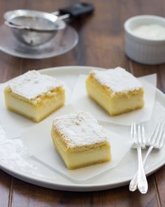 Lemon Magic Cake – Stasty