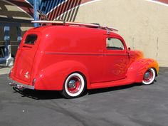 1940 Ford Sedan Delivery ★。☆。JpM ENTERTAINMENT ☆。★。