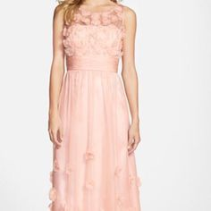 Js Collections Floral Appliqu Formal Bridesmaids