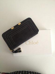 Chloe Marcie Wallet - $485
