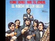 LOS GALOS - COMO DESEO SER TU AMOR  De Chile con amor. Una de las mas lindas canciones de Los Galos.