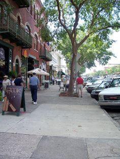 Broad Street - Augusta Georgia
