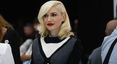Gorgeous Gwen Stefani ... THAT RED!!!!!
