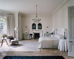 The Most Beautiful Bedrooms From the New Vogue Living Book
