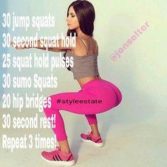 Jen Selter Workout