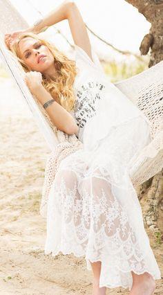 Ophelia Maxi Skirt