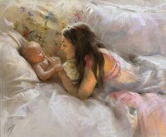 Vicente Romero Redondo (1956 - …..) – Pintor Espanhol_43