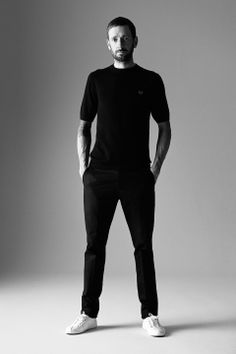Image of Fred Perry 2014 Spring/Summer Bradley Wiggins Collection