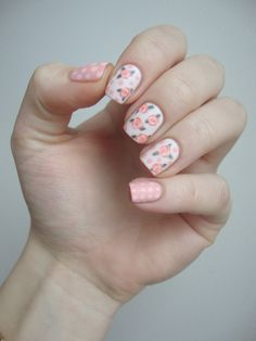 Cocos nails: Nail Sunday Battle - My nails for spring