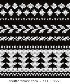 Jacquard patterns with fair isle elements – The Best Ideas Stitch Patterns, Knitting Patterns, Crochet Patterns, Knitting Charts, Knitting Socks, Tejido Fair Isle, Fair Isles, Fair Isle Pattern, Fair Isle Knitting
