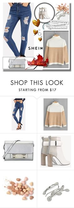 """""""Bez naslova #29"""" by kostovicje ❤ liked on Polyvore featuring Proenza Schouler, rag & bone and Too Faced Cosmetics"""