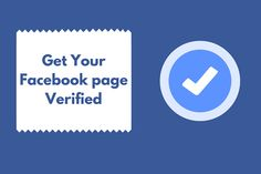 Now, in order to post a branded content, you need to have a verified Facebook Page as if you don't have a verified Facebook page, you can't post a sponsored content.
