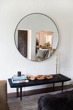 Inside Emily Current's Chic L.A. Home - Rip & Tan