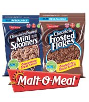 Malt O Meal Cereal Coupon - $1.50 Off Two! Makes for some great deals on cereal...!  http://www.coupondad.net/malt-o-meal-cereal-coupon-november-2014/ #coupons #cereal
