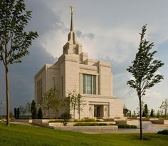 Kyiv Ukraine Temple receives construction award.    Romanian district
