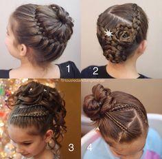 Peinado Para Presentacion De Tres Anos Facil Y Rapido Peinados