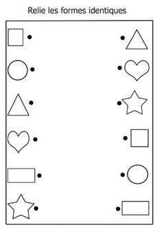 الاشكال الهندسية للاطفال للتلوين Printable Preschool Worksheets, Kindergarten Math Worksheets, Worksheets For Kids, Alphabet Worksheets, Science Worksheets, Kindergarten Science, Science Lessons, Science Education, Free Printable