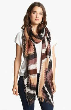 Theodora and Callum 'Mesa' Scarf available at #Nordstrom