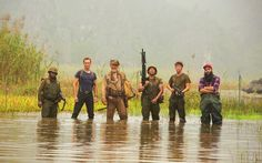 Tom Hiddleston Kong Skull Island From http://tomhiddleston.us/gallery/thumbnails.php?album=937