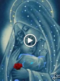 Jesus Mother, Blessed Mother Mary, Divine Mother, Pictures Of Jesus Christ, Jesus Christ Images, Catholic Pictures, Prayers For Children, Mary And Jesus, Holy Mary