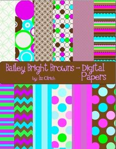 Digital Papers for personal and commercial use$