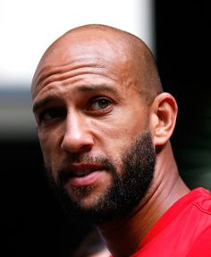 Tim Howard Pictures - USA Media Availability - Zimbio