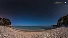 panoramic beach by Ivan Pedretti  on 500px