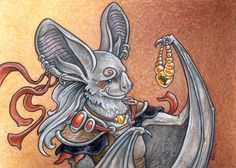 Aged in Amber by `ursulav on deviantART