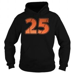 Basketball number 25 - Hot Trend T-shirts