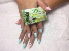 3D Nails & Spa - Glendora, CA, United States