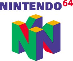 The Nintendo 64 logo is another design that does well in explaining itself.  The Nintendo 64 was the first Nintendo console to use 3D graphics along with a 64 bit memory system and color scheme.  The logo itself pops out at you to emphasis the new attributes they wanted to show off.  Nintendo was also beginning to market toward a younger audience and the playful colors cooperate with that.
