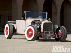 1929 Ford Roadster Pickup.