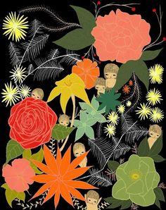 A. Goldberg 'Botanic' – Cabbage Moon