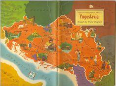 Yugoslavia by Marxchivist, via Flickr