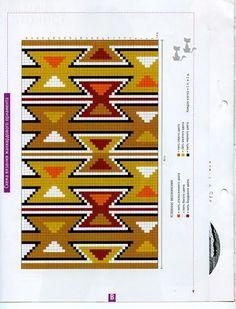 crochet bag motives Wayuu
