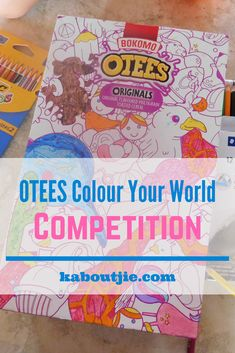 OTEES Colour Your World Competition - Join in the Fun! | Kaboutjie    Colouring in just got more fun – enter the Otees Colour Your World competition and you could have your design as the limited edition box in June/ July!     My kids are having an absolute blast colouring in their Otees boxes! Come and join the fun.     #oteescolouryourworld #colouryourworld #sponsored #otees #colouringin #competition #competitiontime