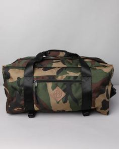 7d500206e7 Huf Duffle Bag big enough to fit your weekend trip!  huf  duffle