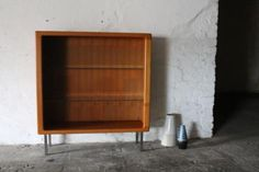 Vintage Teak Highboard Sideboard Kommode Regal Danish 60er 70er In Berlin Kreuzberg Ebay Kleinanzeigen Regal Highboard Und Teak
