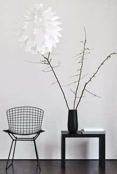 urbnite — Bertoia Side Chair