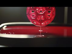 carbon3D's CLIP technology enables fast, layerless printing